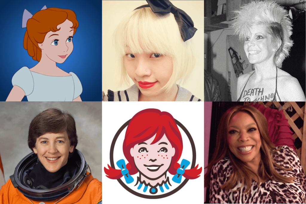 Famous Wendys: None of them Celtic, all of them fabulous