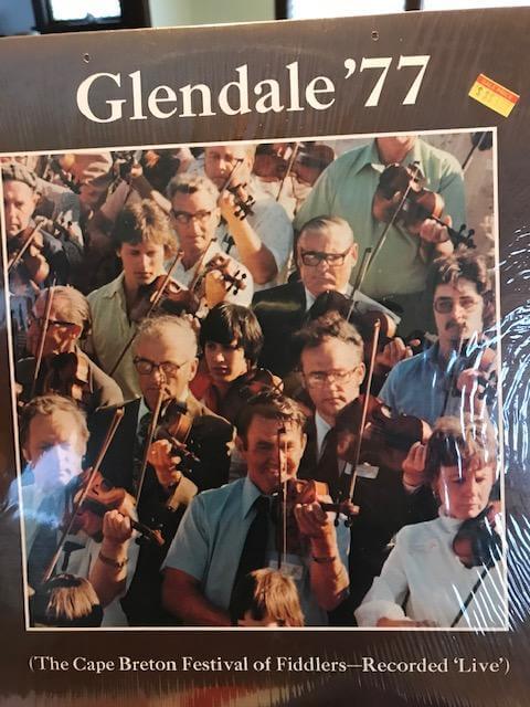 Glendale '77 album cover